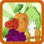 icon Puppy & Piggy: Kids Vegetables (Köpek ve Domuzcuk: Çocuklar Sebzeler)
