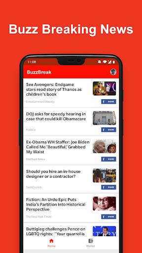 BuzzBreak Haberleri - Buzz Haberleri ve Bedava Nakit Kazanın!