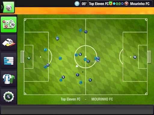 Top Eleven Bir Futbol Menajeri Ol