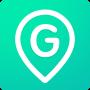 icon GeoZilla GPS Locator – Find Family & Friends (GeoZilla GPS Bulucu - Aile ve Arkadaşları Bul)