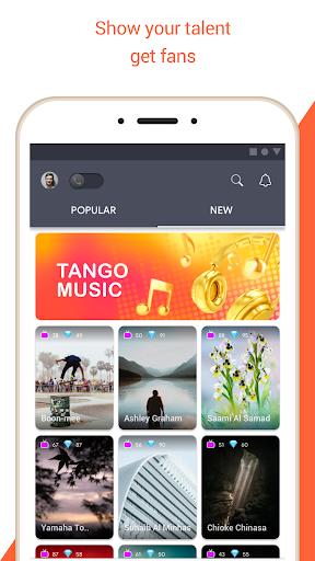 Tango - Ücretsiz Görüntülü Konuşma ve Sohbet