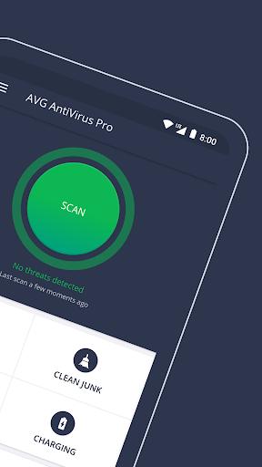 Android Güvenlik 2017 için AVG AntiVirus ÜCRETSİZ