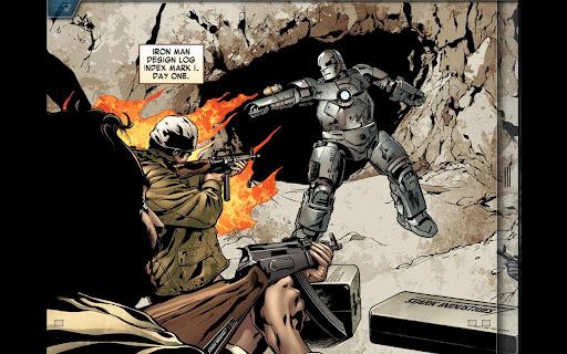 Avengers-Iron Man Mark VII