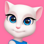 icon My Talking Angela (Benim Konuşan Angelam)