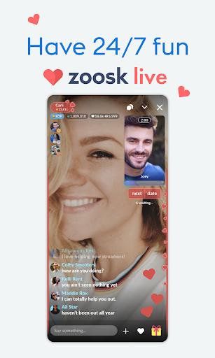 Zoosk Arkadaşlık Uygulaması: Meet Single