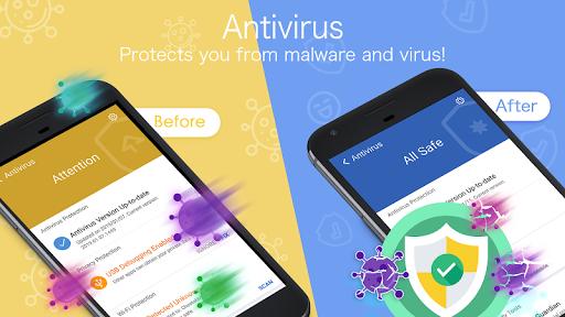 Temiz Master - Ücretsiz Antivirüs
