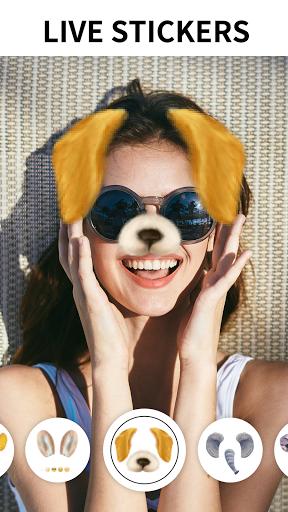 Tatlı Snap - canlı filtre, Özçekim fotoğraf düzenleme