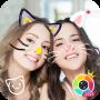 icon SweetSnap(Tatlı Snap - canlı filtre, Özçekim fotoğraf düzenleme)