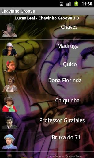 Chavinho Groove Keysin sesleri