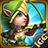 icon Castle Clash(Kale Clash: Cesur Squads) 1.7.72